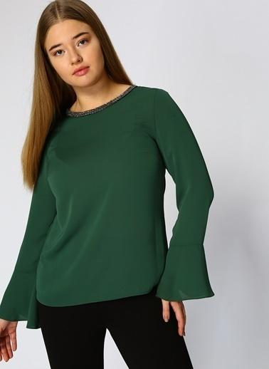 Ekol Bluz Yeşil